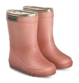 Enfant EN FANT Thermo Boots Metallic Rose