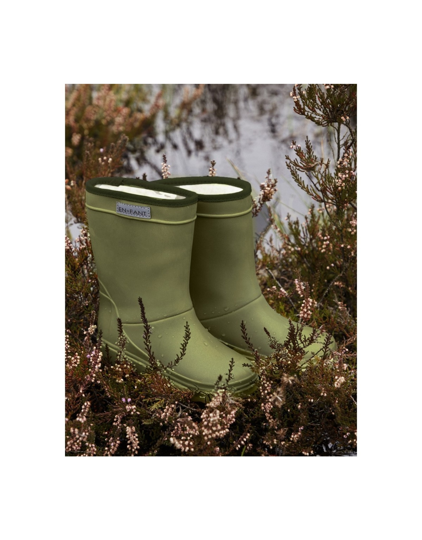 EN FANT En FANT Thermo Boots Olive