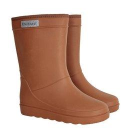 EN FANT En Fant  Thermo Boots Leather Brown