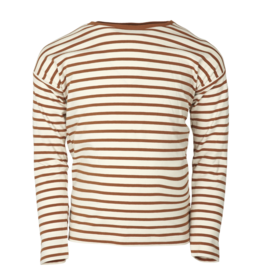 EN FANT En Fant LS T-Shirt -Oekotex- Leather Brown
