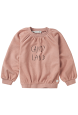 Sproet & Sprout Sweatshirt Brushed Candy Land Mauve