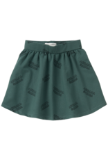 Sproet & Sprout Sproet & Sprout Skirt Abracadabra AOP-Dusty Green