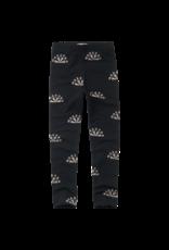 Sproet & Sprout Sproet & Sprout Pants Maestro AOP-Black