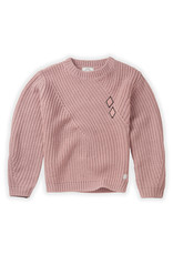 Sproet & Sprout Sproet & Sprout Chunky Sweater Mauve