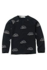 Sproet & Sprout Sproet & Sprout T Shirt Grandad Maestro AOP-Black