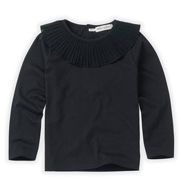 Sproet & Sprout Sproet & Sprout T-shirt Collar Black