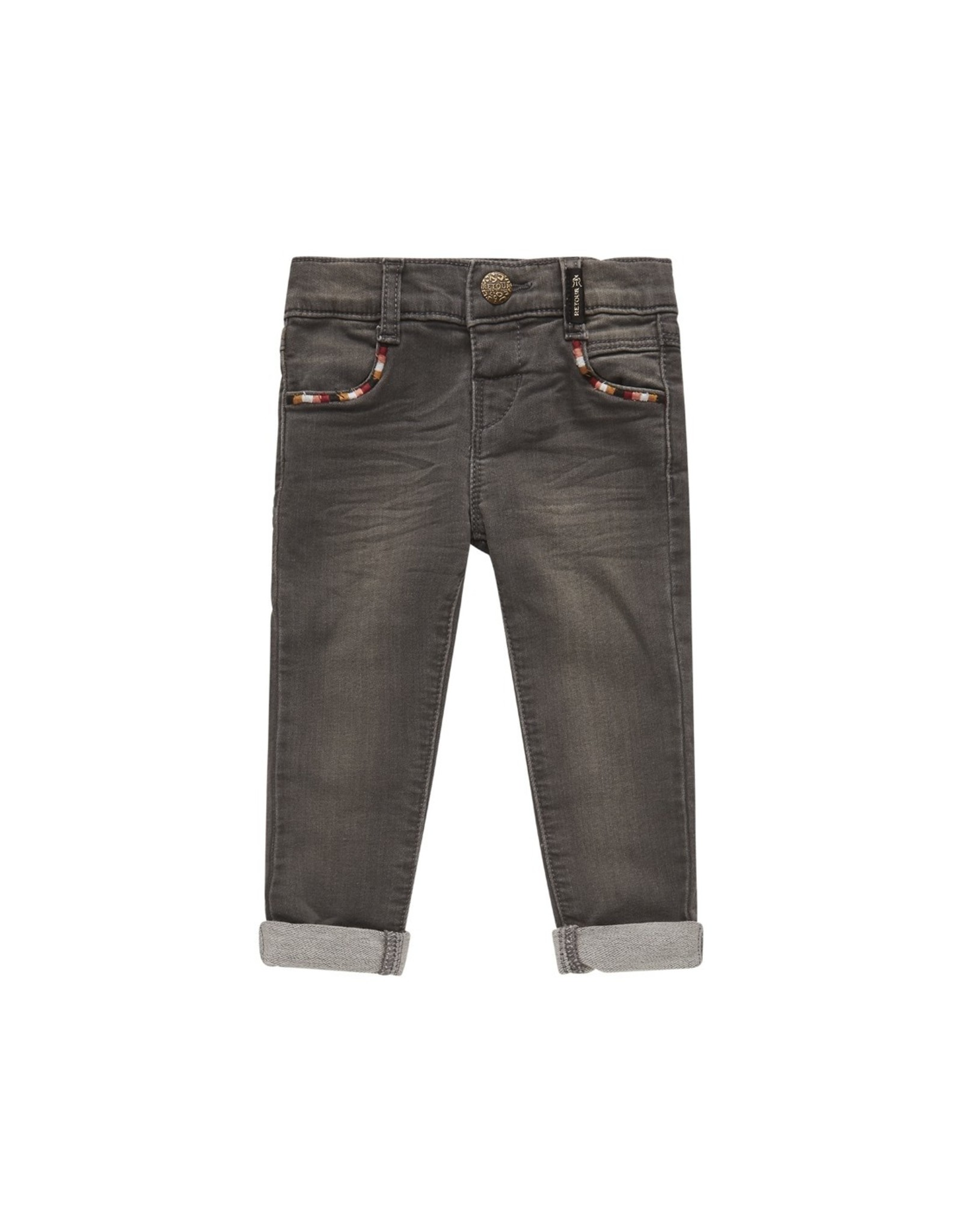 RETOUR RETOUR Mea Medium Grey Denim