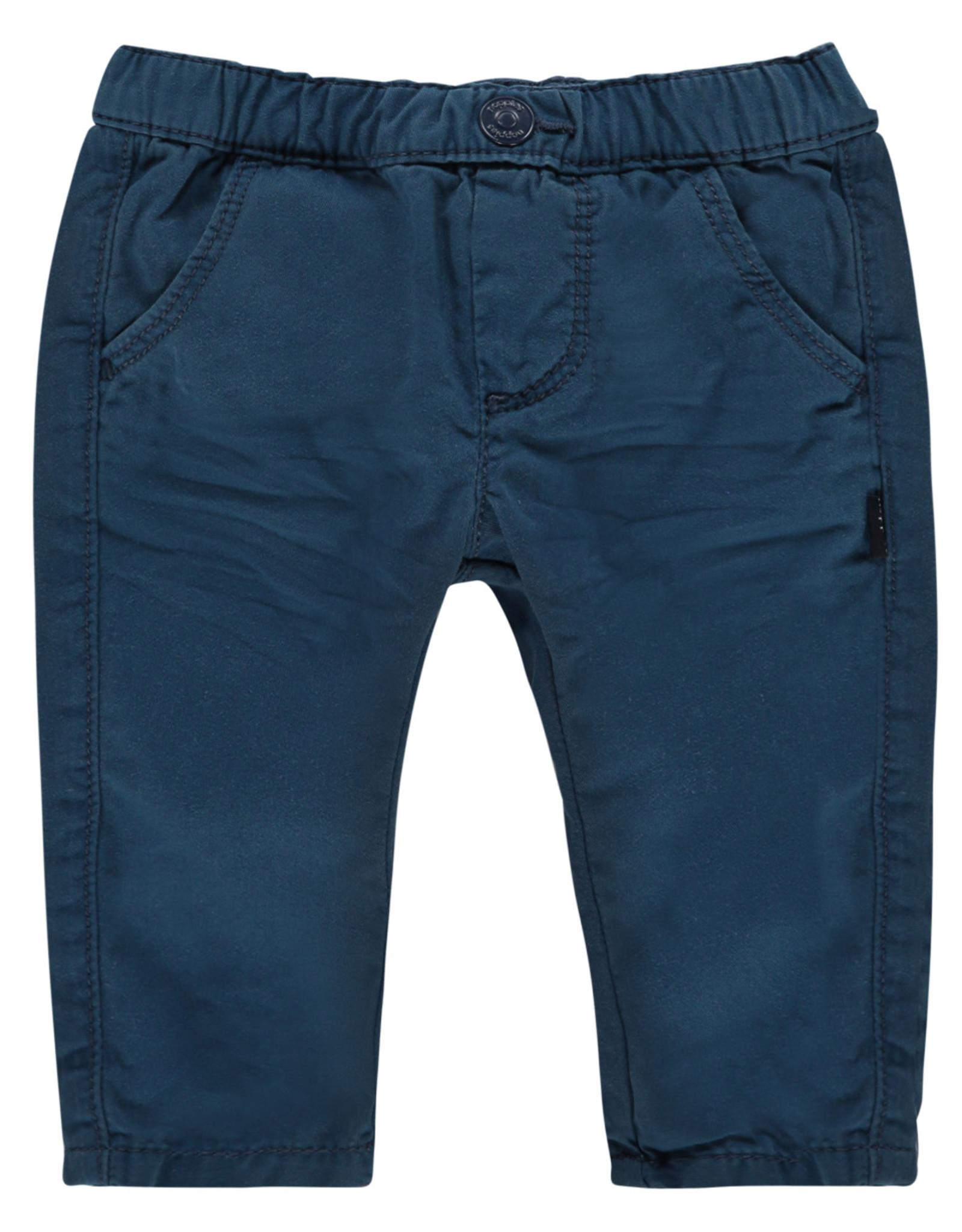 Noppies Noppies B Regular fit 5-pocket pants Moberly DARK DENIM