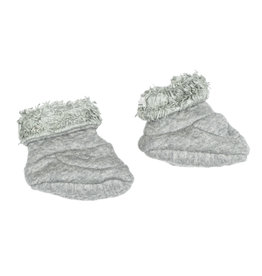 Riffle Amsterdam Riffle Amsterdam Booties Quilt Grey