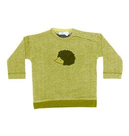 Riffle Amsterdam Riffle Amsterdam Sweater Combo Forest