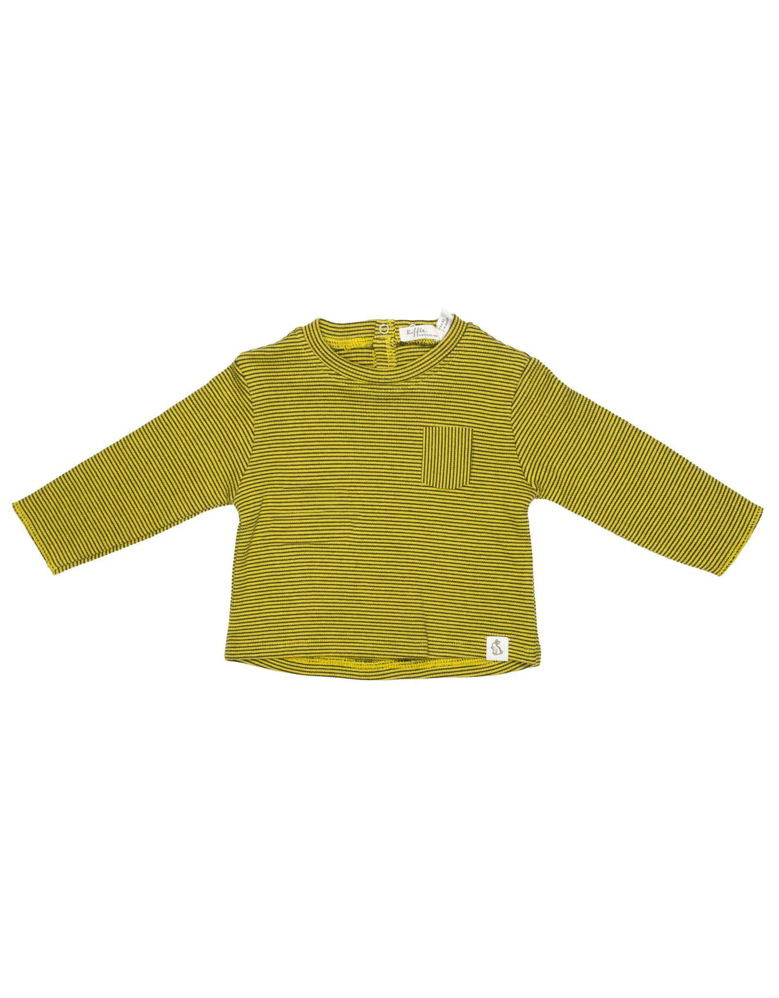 Riffle Amsterdam Riffle Amsterdam T-shirt Stripe Forest