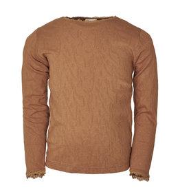 EN FANT En Fant LS T-shirt Leather Brown