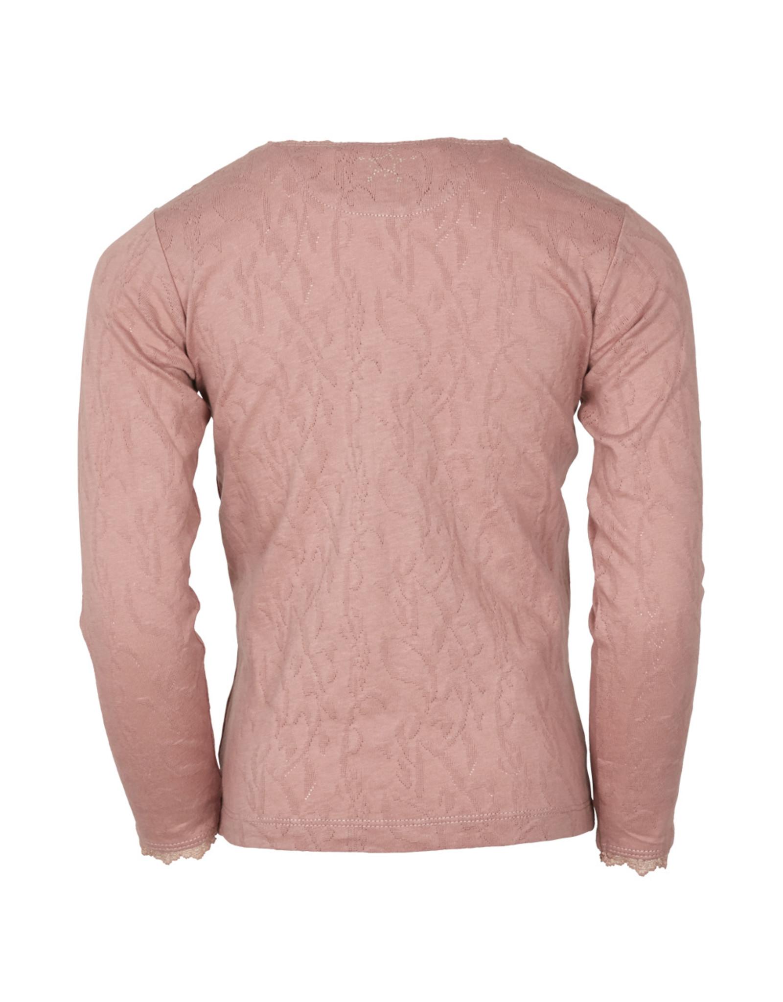 EN FANT En Fant LS T-shirt Ash Rose