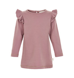 Creamie Creamie Tunic Sweat Twillight Mauve