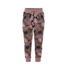 Creamie Creamie Pants Sweat Leaf Twillight Mauve