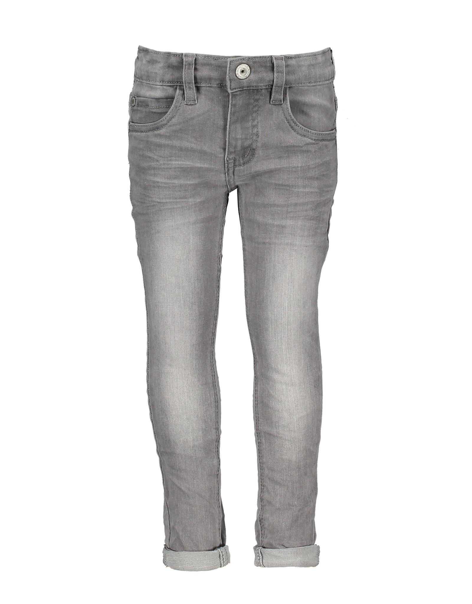 TYGO & Vito TYGO & Vito Skinny Stretch Jeans - Light Grey Denim