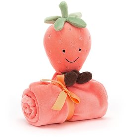 Jellycat Jellycat Amuseable Strawberry Soother