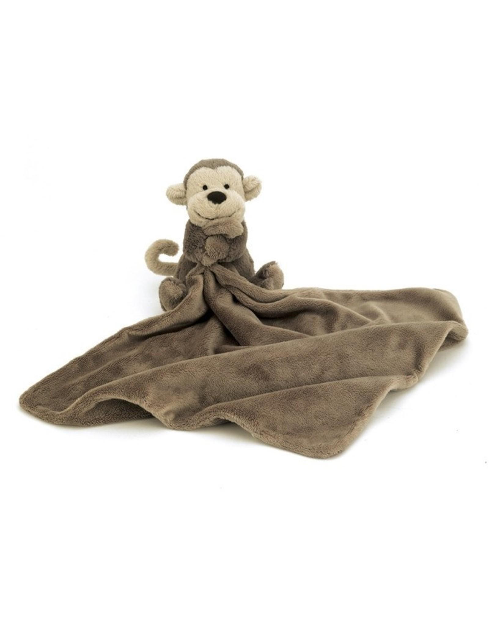 Jellycat Jellycat Bashfull Monkey Soother