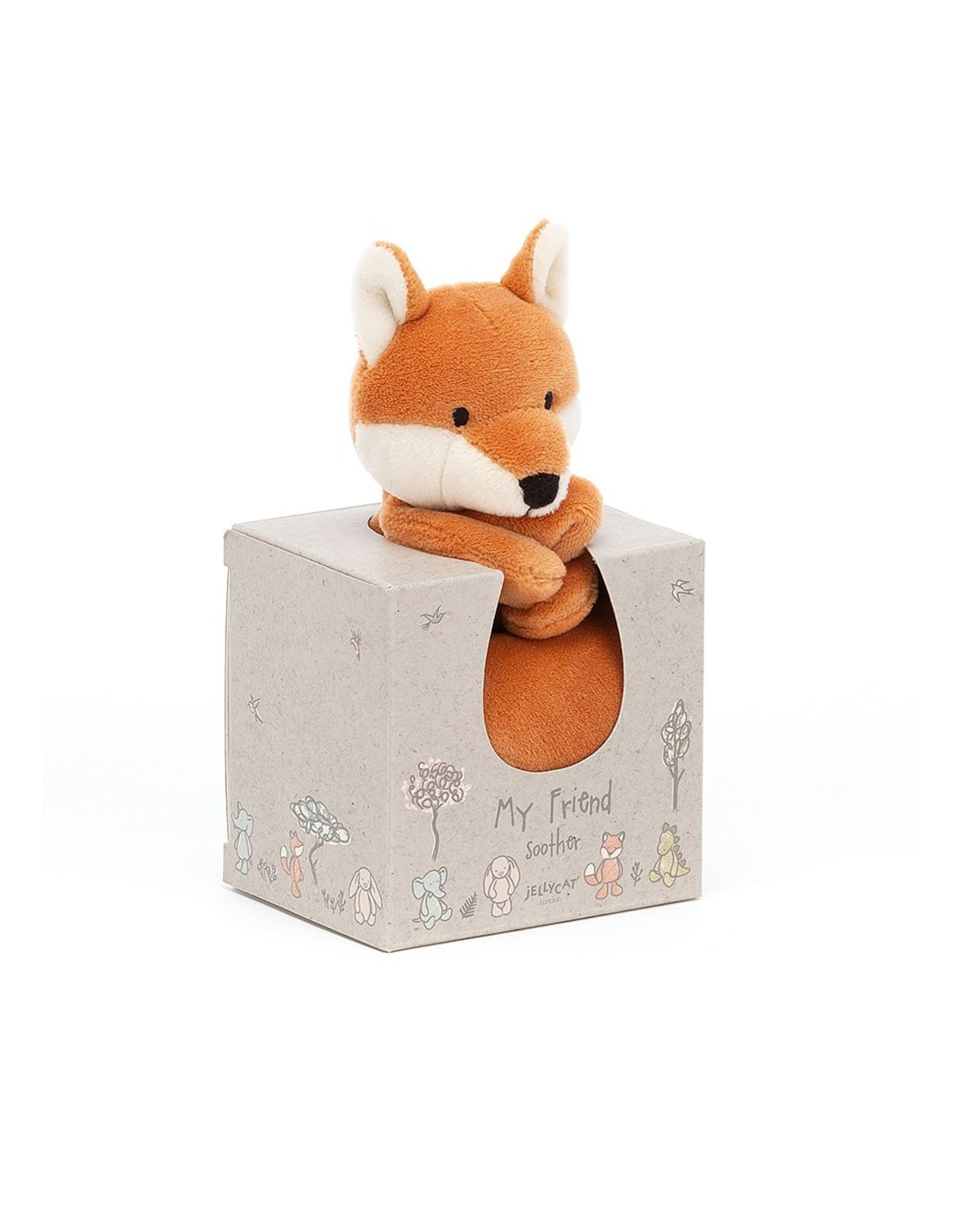 Jellycat Jellycat My Friend Fox Soother