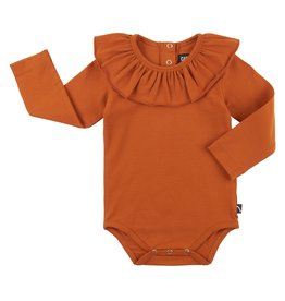 CarlijnQ CarlijnQ Basics Bodysuit with big collar