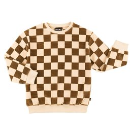 CarlijnQ CarlijnQ Checkers Sweater