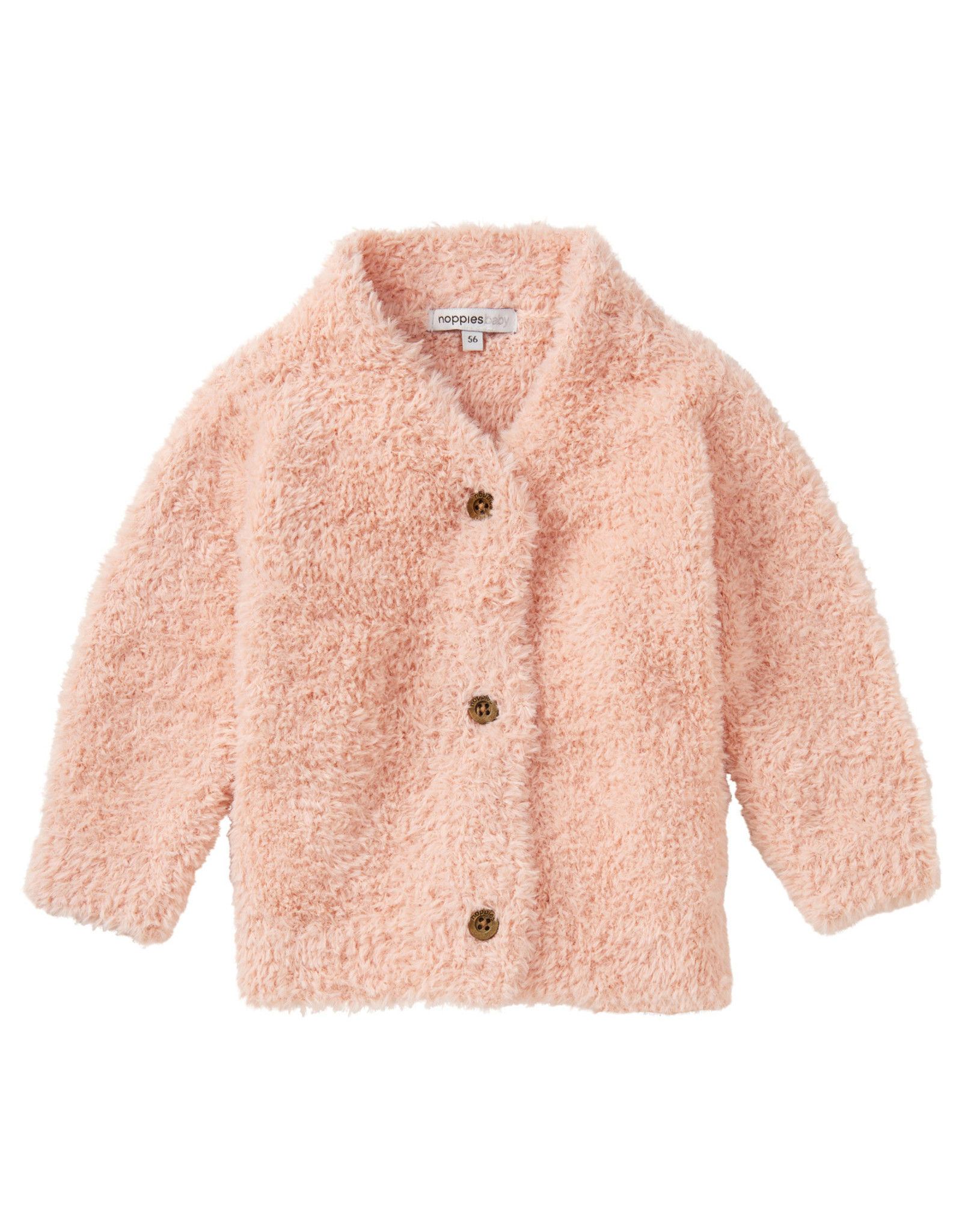 Noppies Noppies G Cardigan LS St. Lucia Cameo Rose