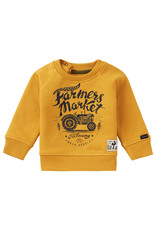 Noppies Noppies B Sweater LS Kei Road Chinese Yellow