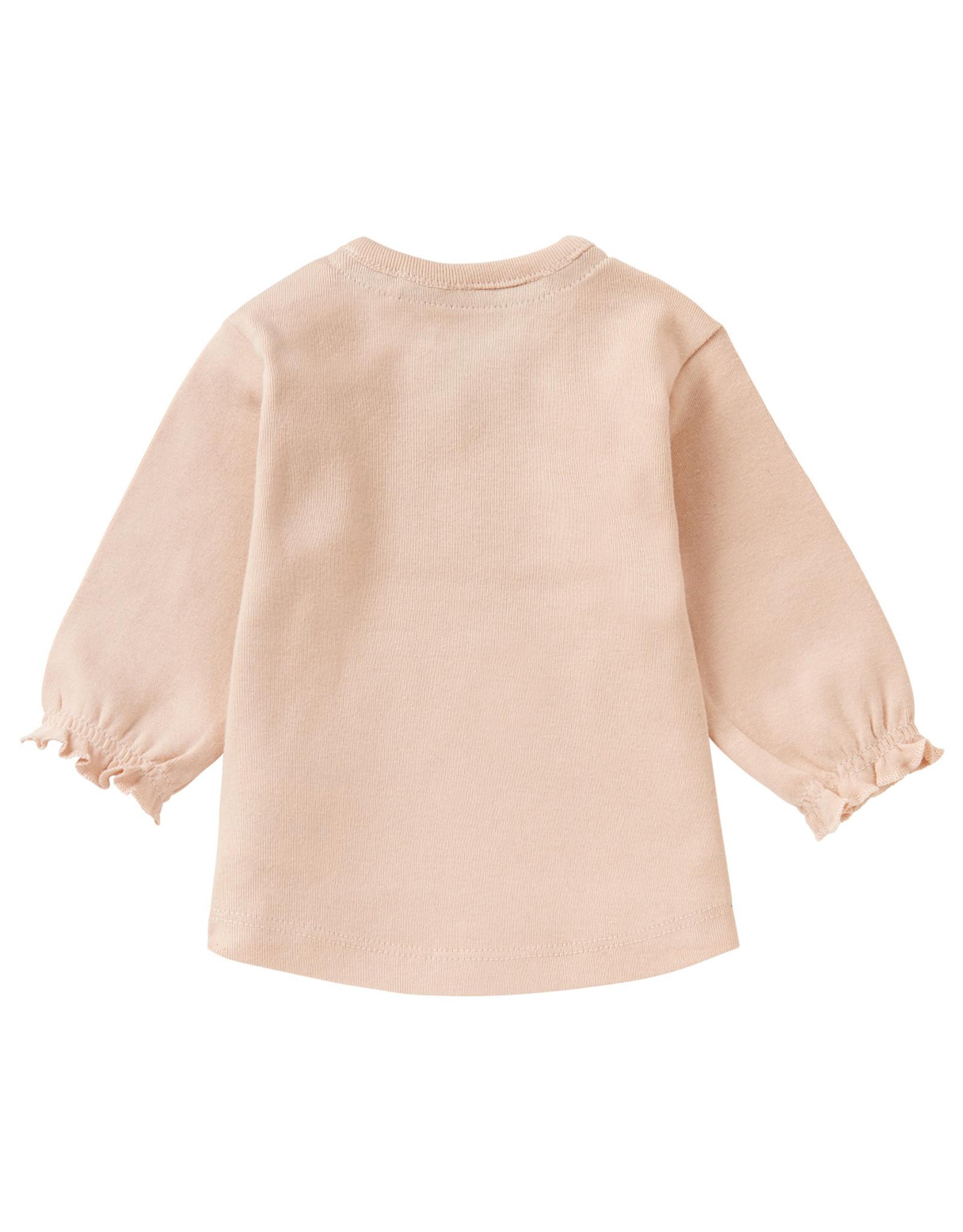 Noppies Noppies G Regular T-shirt LS Ladysmith Cameo Rose