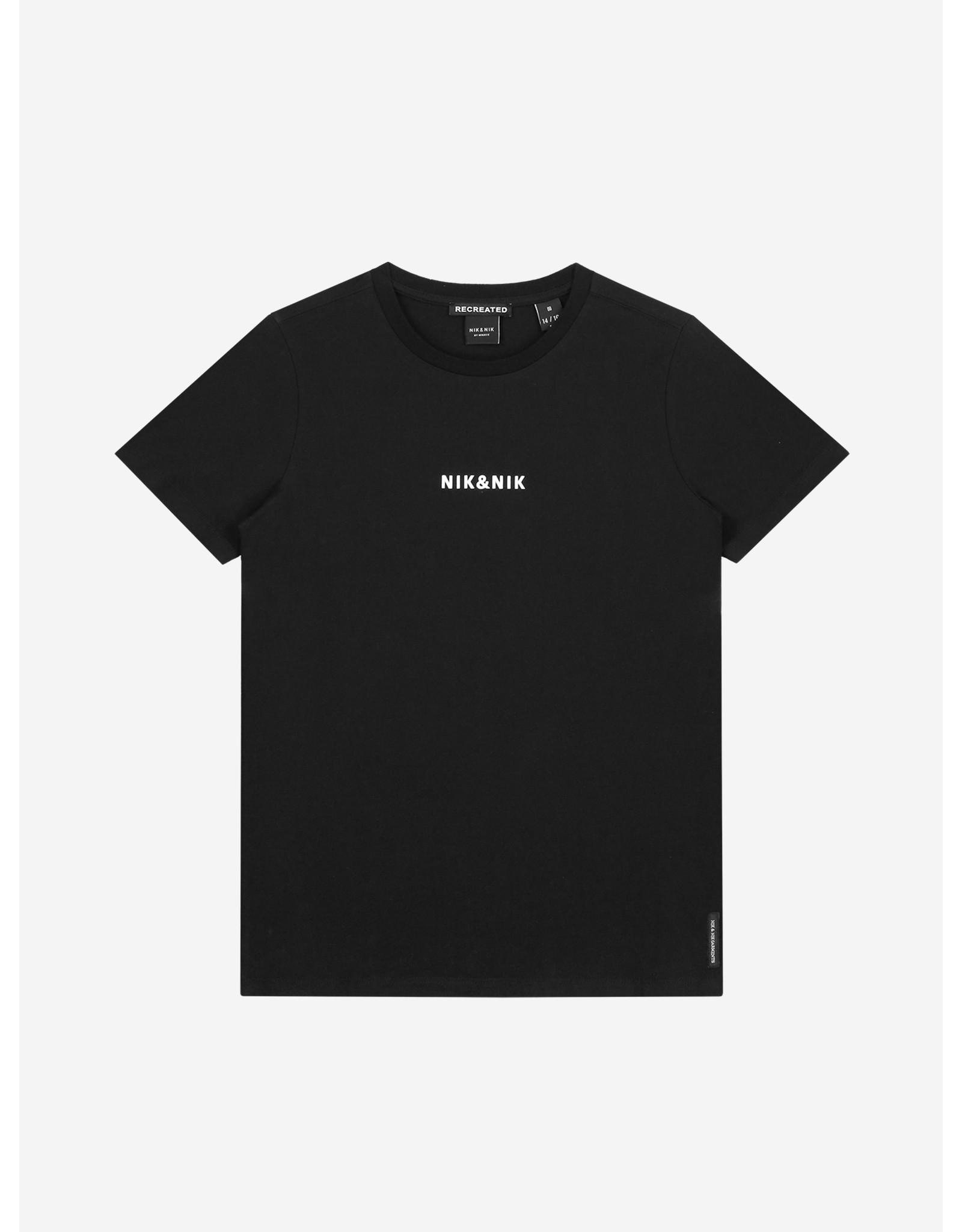 Nik&Nik NIK & NIK Subtle T-shirt