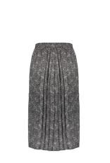 NoBell NoBell Nika Maxi Satin Skirt