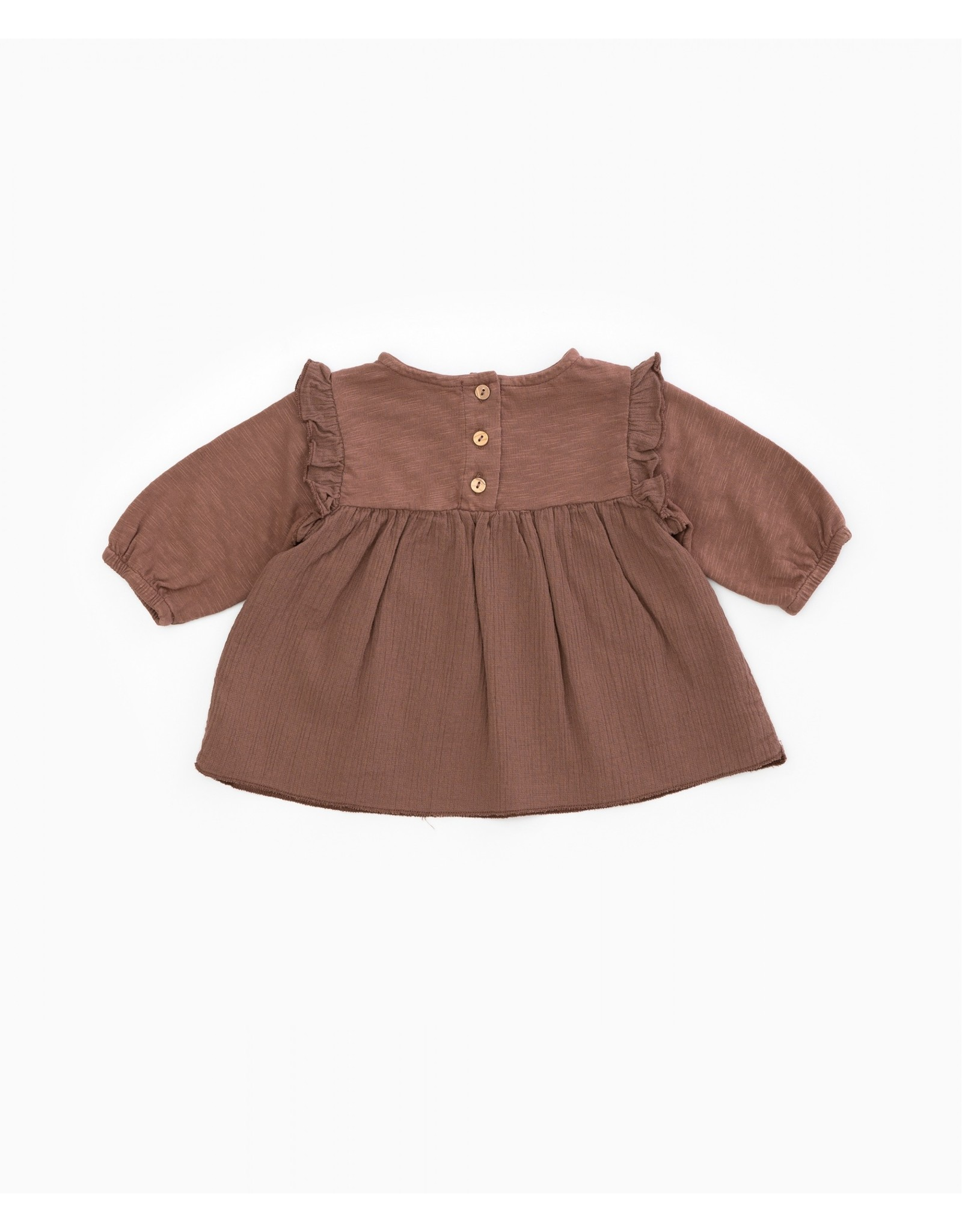 Play Up Play Up Mixed Tunic Purplewood