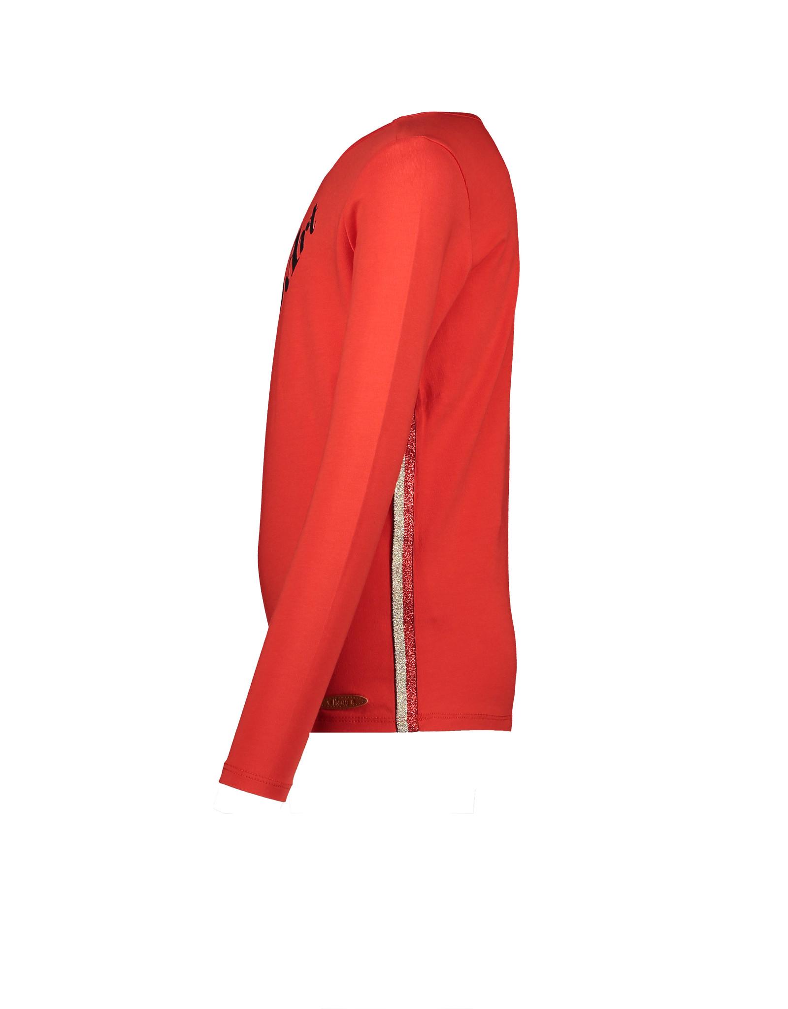 NONO NONO Kus Longsleeve T-shirt NONO Art CLASSIC RED