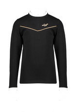 NONO NONO KanaB t-shirt JET BLACK