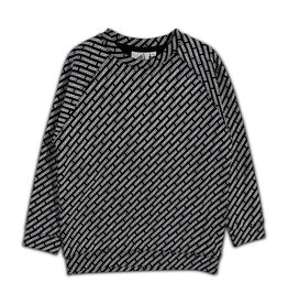 Cos I Said So Cos I Said So Sweater Logo BLACK