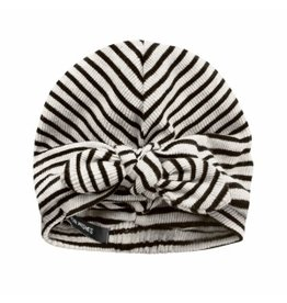 Your Wishes Your Wishes Beige Stripes Turban Chalk