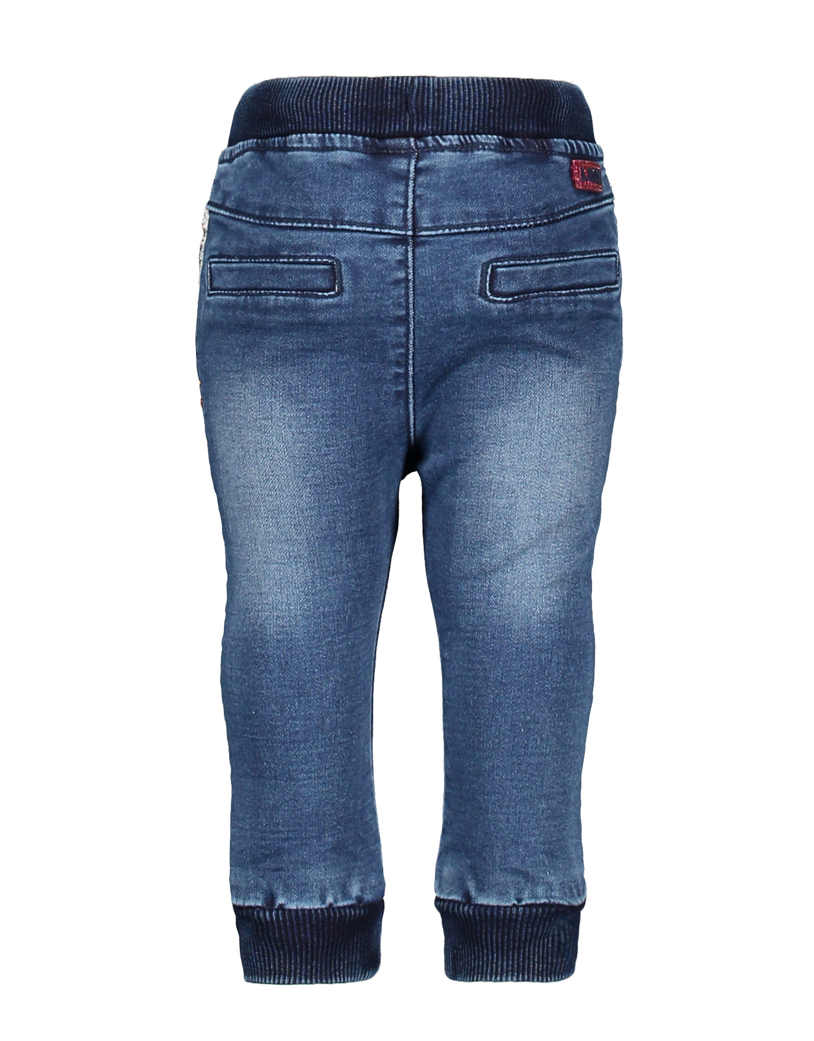 B.Nosy B.Nosy Baby Girls Denim Pants DARK BLUE
