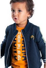 B.Nosy B.Nosy Baby Boys Quilted Cardigan OXFORD BLUE
