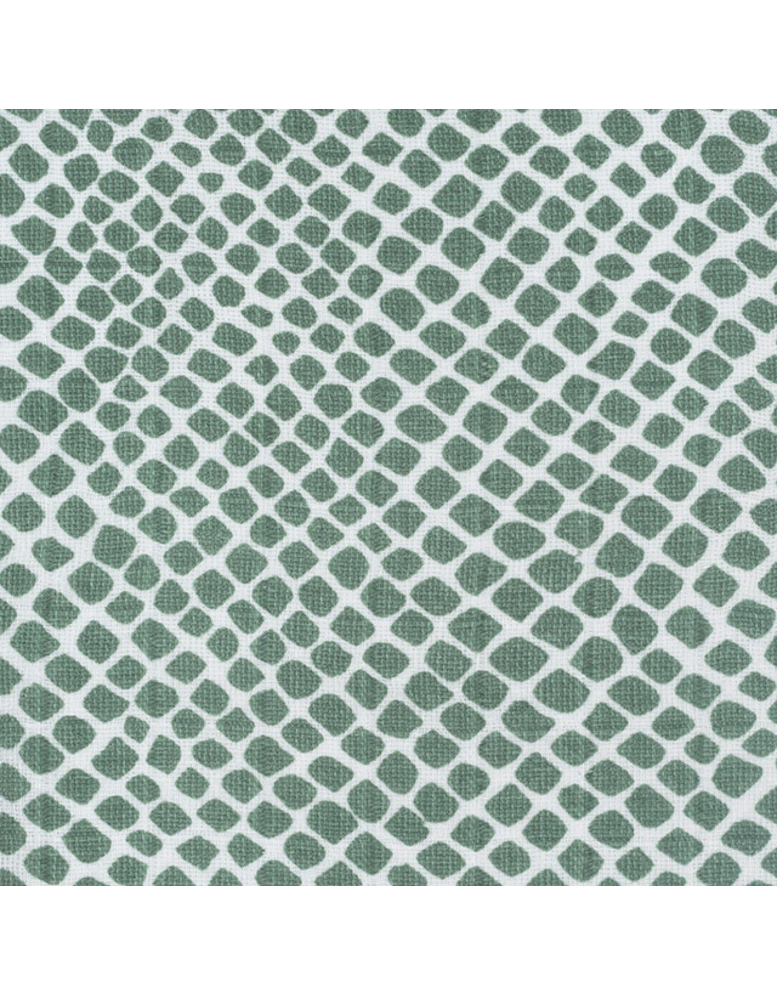 Jollein Jollein Hydrofiel Multidoek 115x115cm Snake ash green (2 pack)