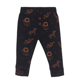 KIDS UP Kids Up Pants AOP Blue