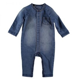 BESS BESS Suit Jogdenim STONE WASH