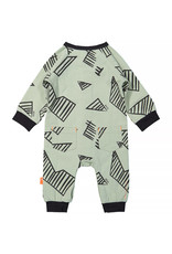 BESS BESS Suit Graphic Grey
