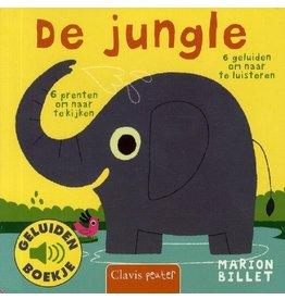 Geluidenboekje: De Jungle 1+