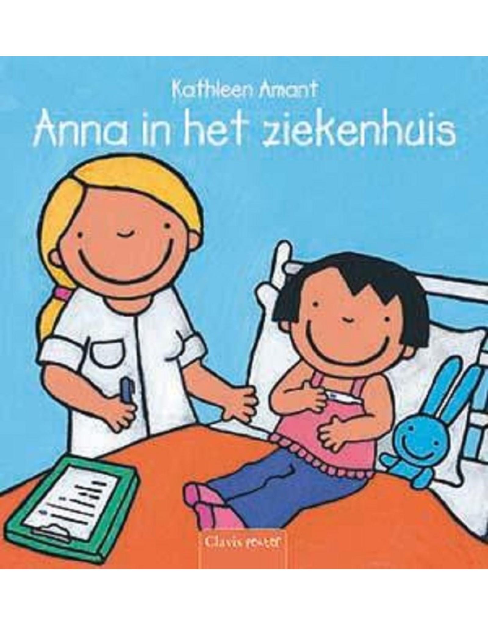 harlekijn Anna in het ziekenhuis 2+