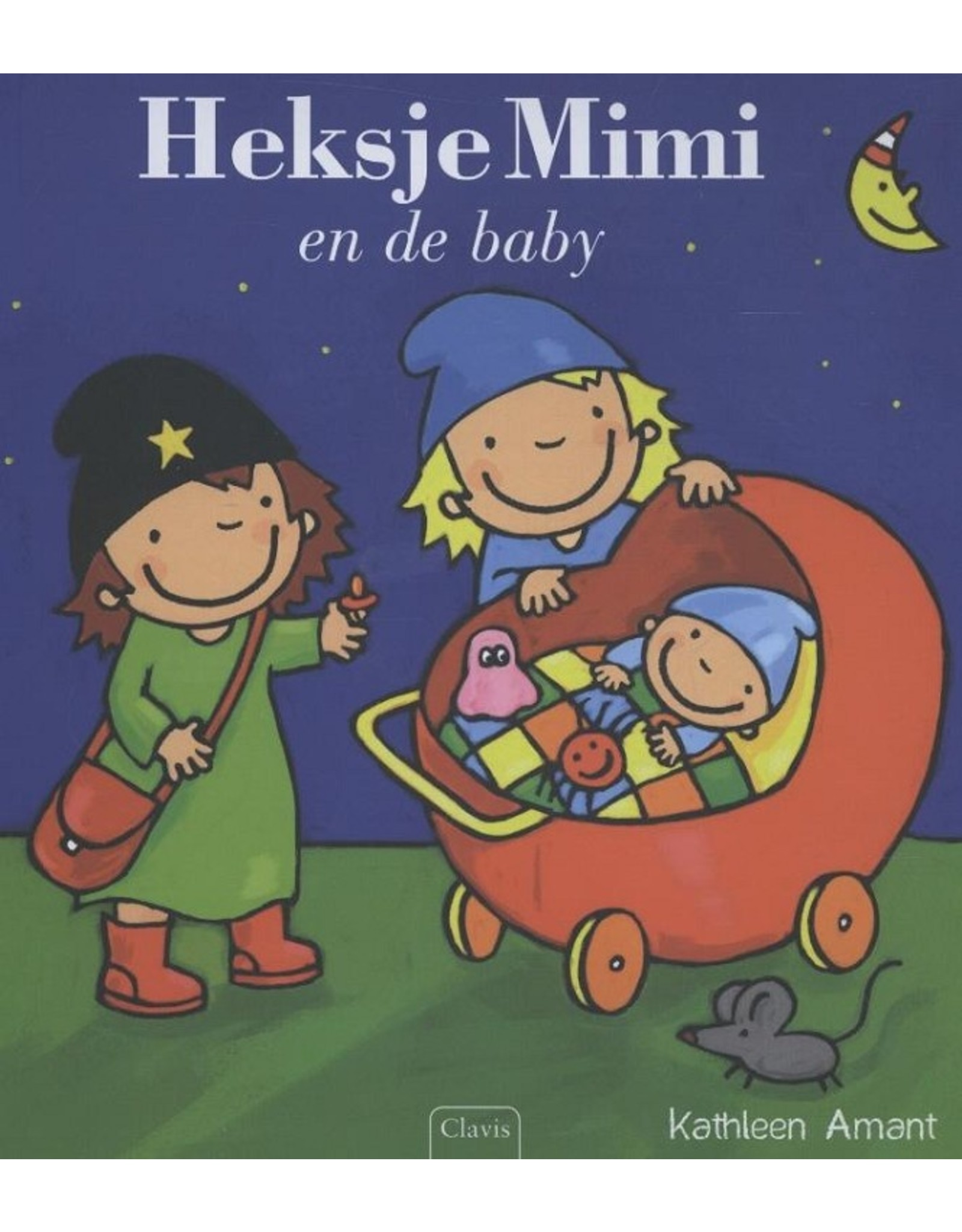 harlekijn Heksje Mimi en de Baby 3+