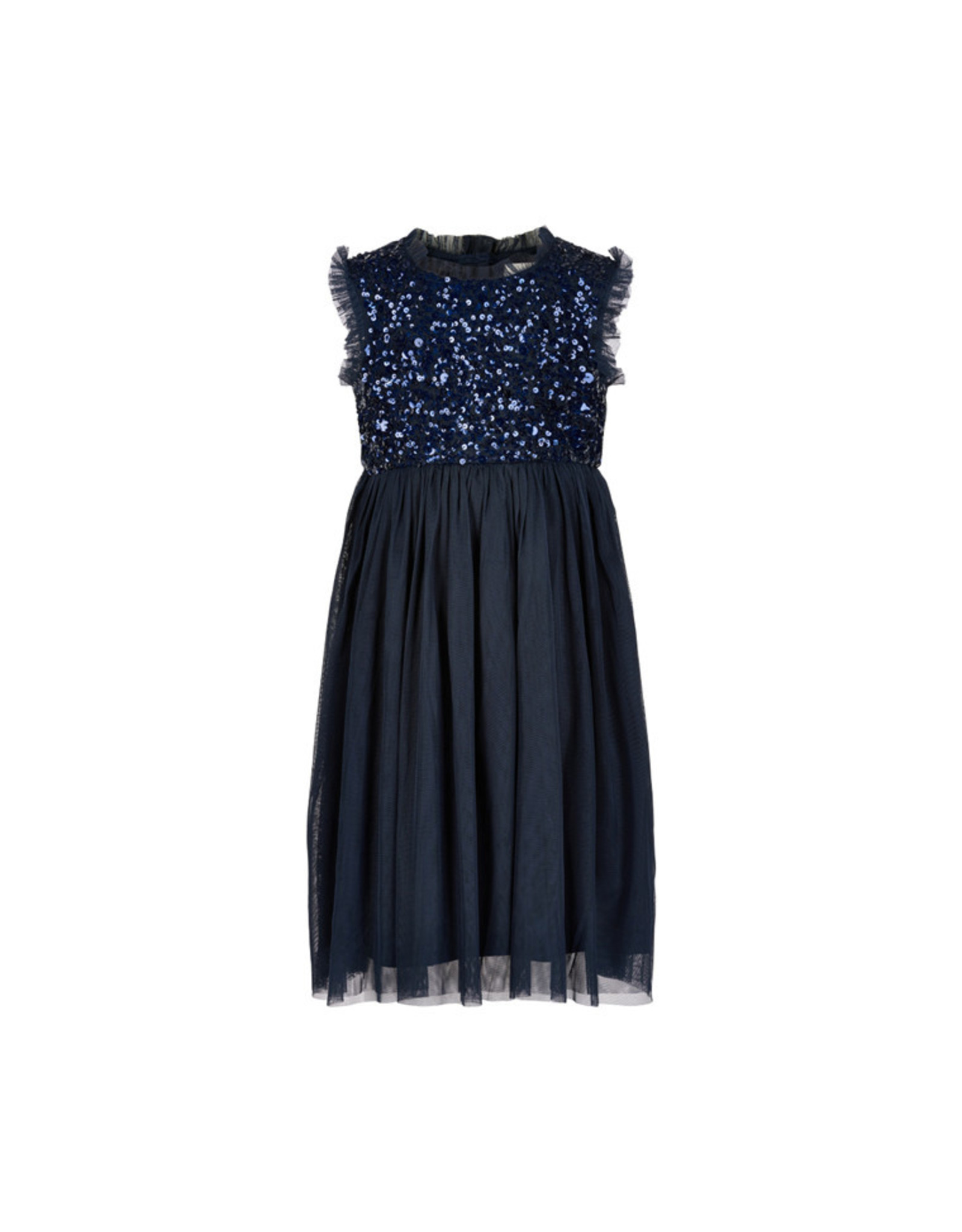 Creamie Creamie Dress Sequins Total Eclipse