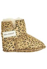 EN FANT En Fant Sheepskin Boots Leo Yellow