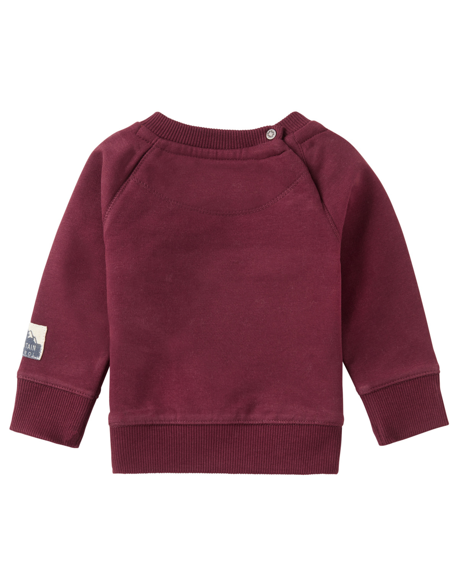 Noppies Noppies B Sweater LS Vredendal Dusty Red