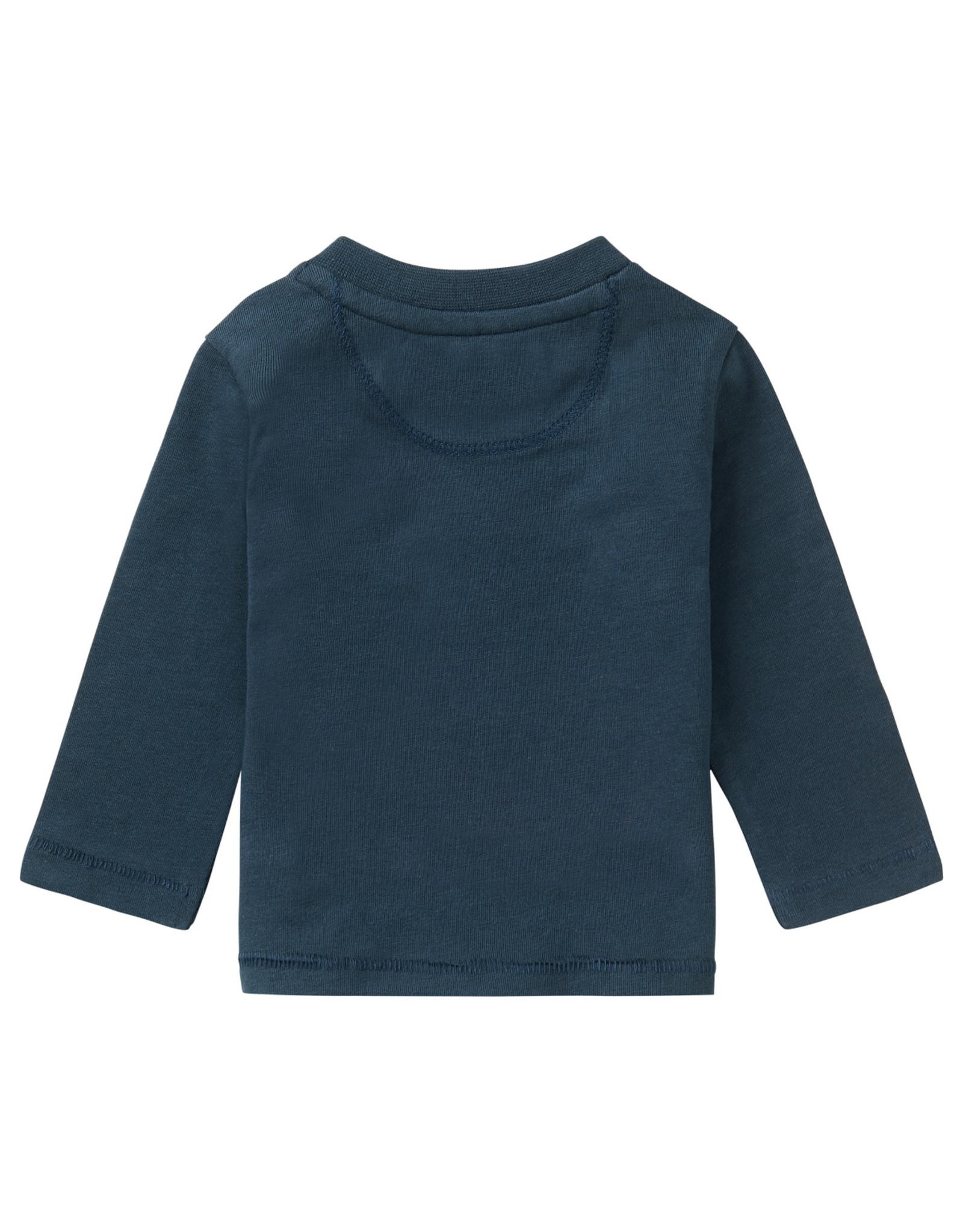 Noppies Noppies B T-shirt LS Cala Midnight Navy