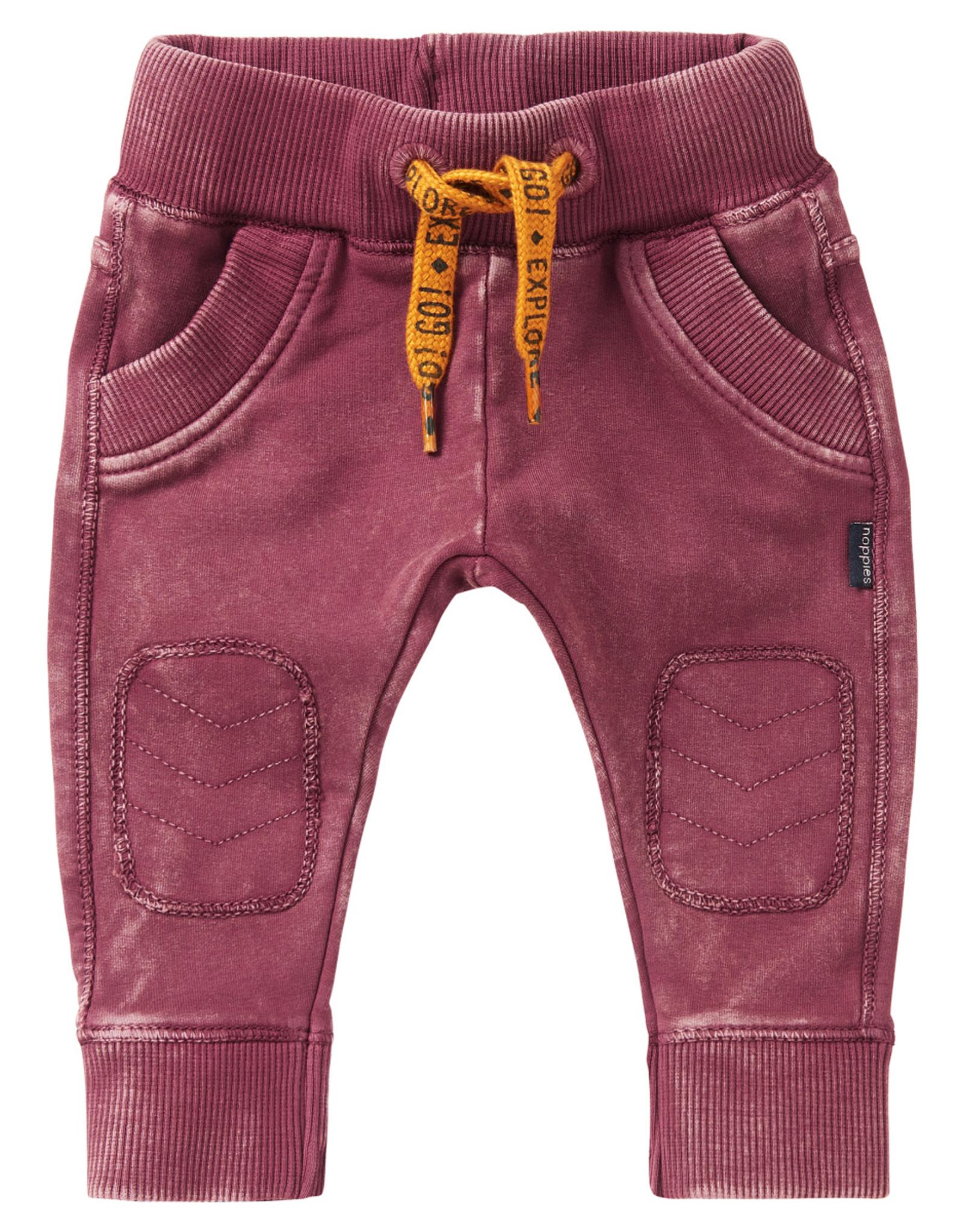 Noppies Noppies B Slim fit Pants Vredenburg Dutsy Red
