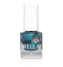 Miss Nella Miss Nella Nail Polish Blue The Candles